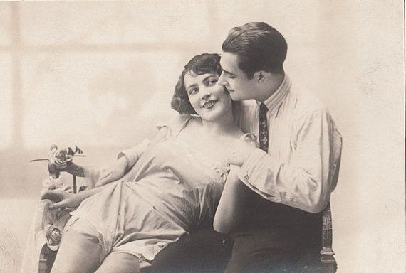 vintage erotic couples