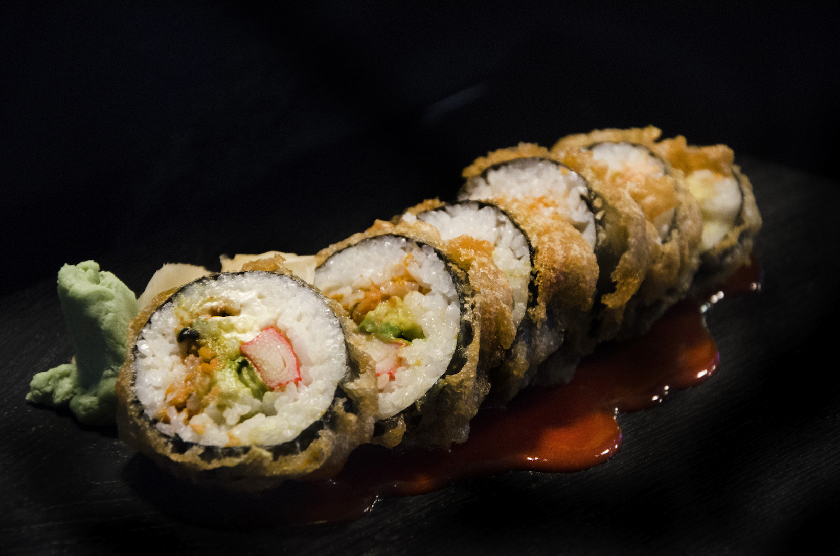 sushi and geisha grill