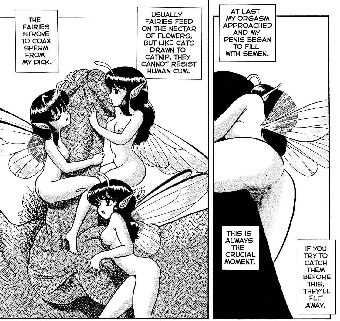 bondage fairies hentai comics