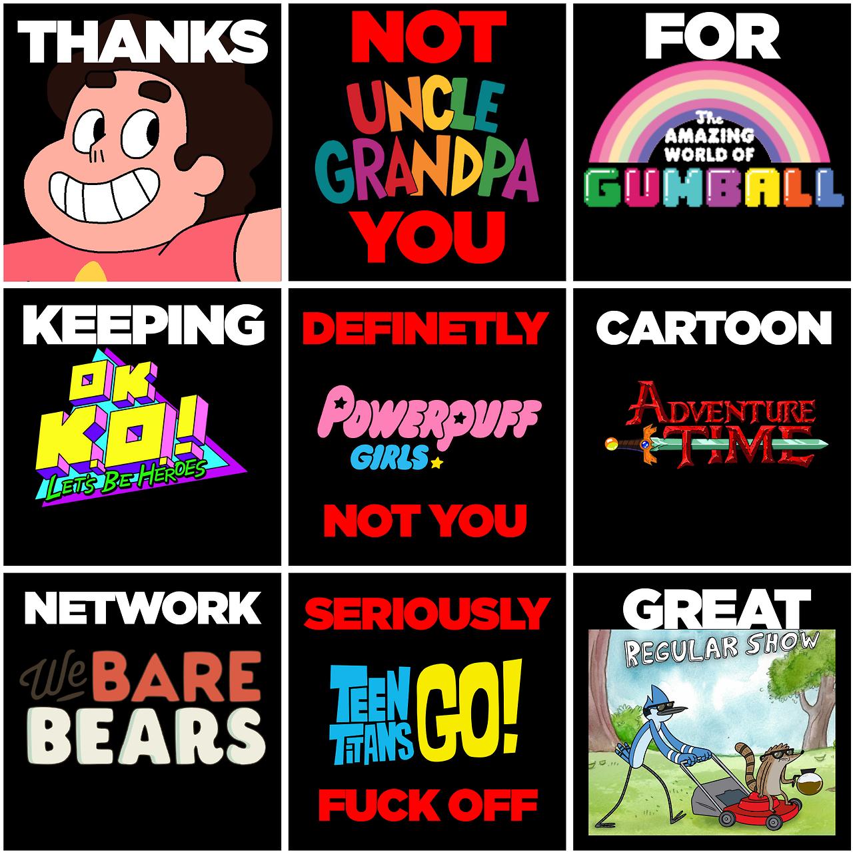 cartoon network fuck