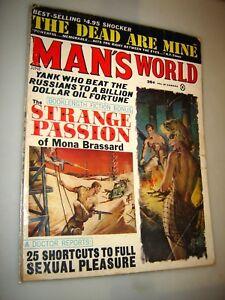 vintage world man s magazine