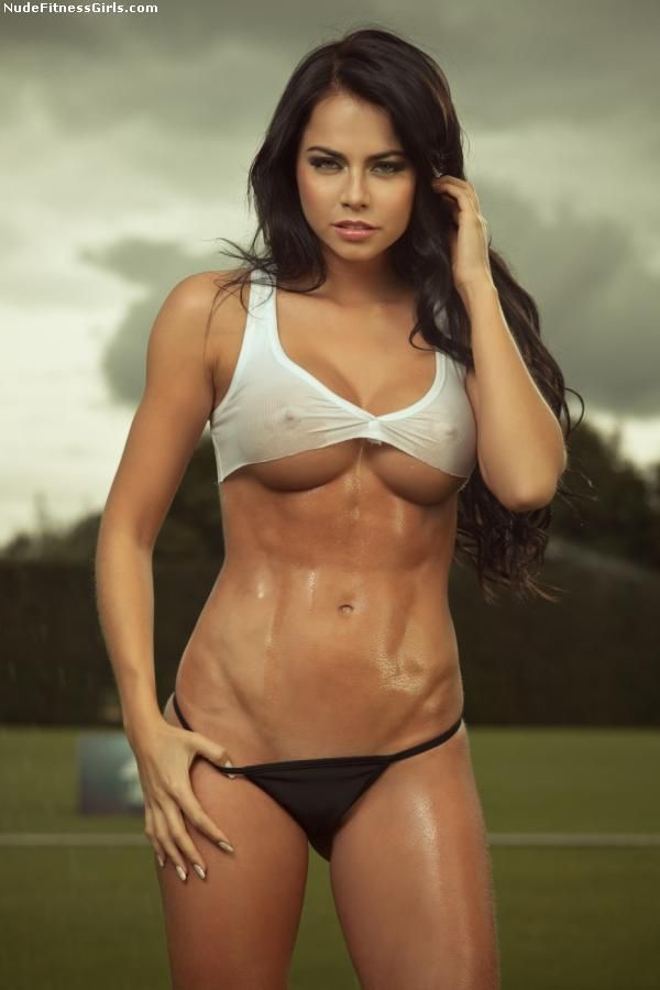 fitness model nude pictures