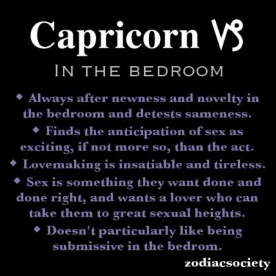 man and capricorn sex