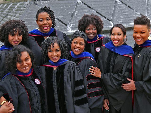black indiana university girls of