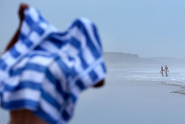 nudist beaches bristol