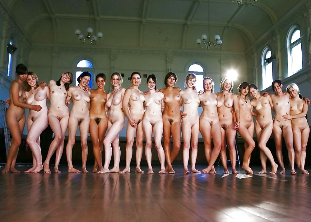 nudist womens groups